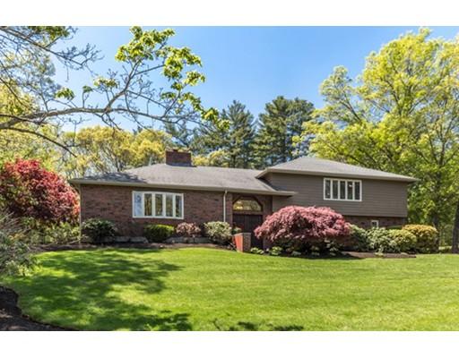 Частный односемейный дом для того Продажа на 9 NORTH HILL DRIVE North Reading, Массачусетс 01864 Соединенные Штаты
