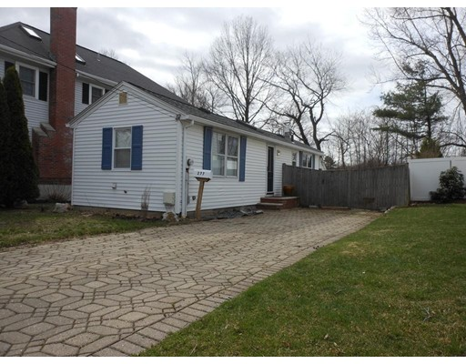 Condominium for Sale at 277 Channing Road Belmont, Massachusetts 02478 United States