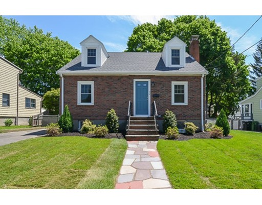 Picture 1 of 62 Edward Rd  Watertown Ma  3 Bedroom Single Family#