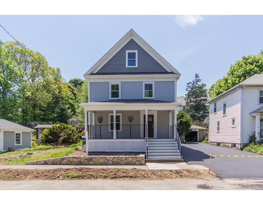 Picture 5 of 61 Sheldon St  Milton Ma 4 Bedroom Single Family