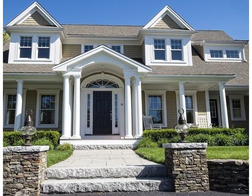Casa Unifamiliar por un Venta en 10 TONY DRIVE 10 TONY DRIVE Easton, Massachusetts 02356 Estados Unidos