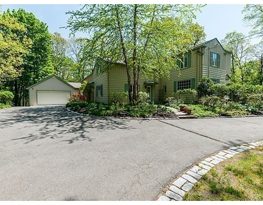 Picture 1 of 120 Ridgeway Rd  Weston Ma  4 Bedroom Single Family#