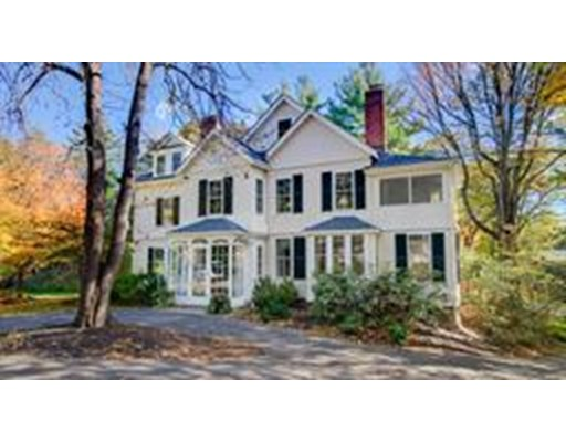 Multi-Family Home for Sale at 12 Hemlock Road Weston, Massachusetts 02493 United States