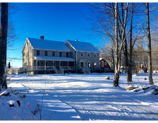Single Family Home for Sale at 1170 Dunhamtown Brimfield Road 1170 Dunhamtown Brimfield Road Brimfield, Massachusetts 01010 United States