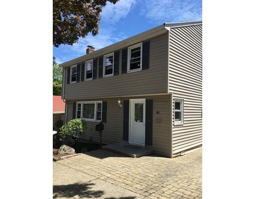 Single Family Home for Sale at 40 Alpheus Road Boston, Massachusetts 02131 United States