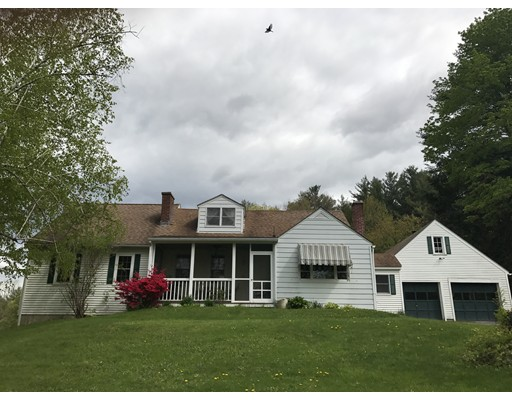 Single Family Home for Sale at 266 Haydenville Road Whately, Massachusetts 01093 United States
