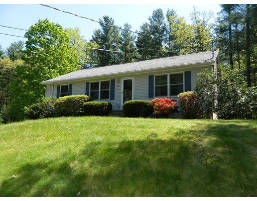 Single Family Home for Sale at 817 Millers Falls Road Northfield, Massachusetts 01360 United States