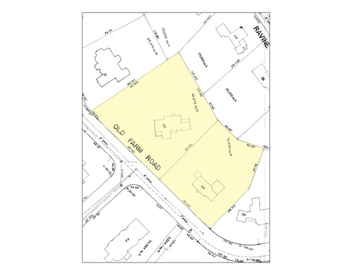 Land for Sale at 20 Old Farm Road Wellesley, 02481 United States