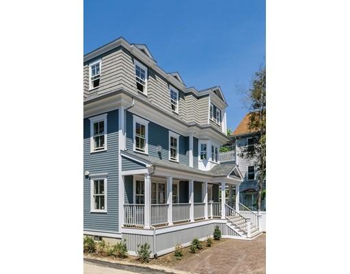 Condominium for Sale at 681 Hammond Street Brookline, Massachusetts 02467 United States
