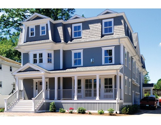 Condominium for Sale at 683 Hammond Street Brookline, Massachusetts 02467 United States