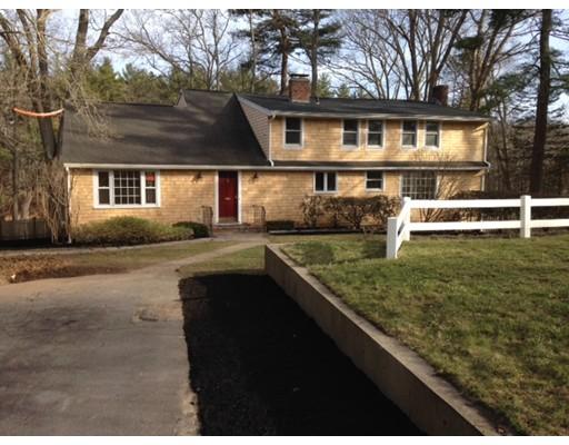 独户住宅 为 销售 在 82 River Road Hanover, 02339 美国
