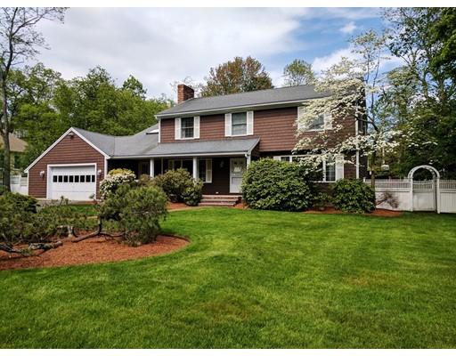 Single Family Home for Rent at 95 Ridge Winchester, Massachusetts 01890 United States