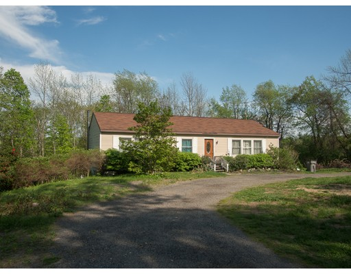 Single Family Home for Sale at 150 Crocker Road Ashby, Massachusetts 01431 United States