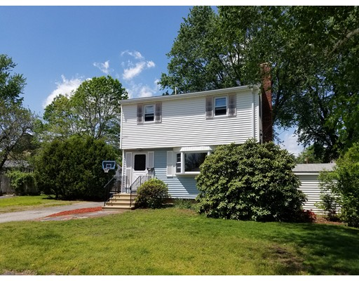 Single Family Home for Sale at 71 Greenleaf Circle Framingham, Massachusetts 01701 United States