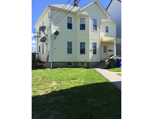 Multi-Family Home for Sale at 26 Downing Street Fall River, 02723 United States