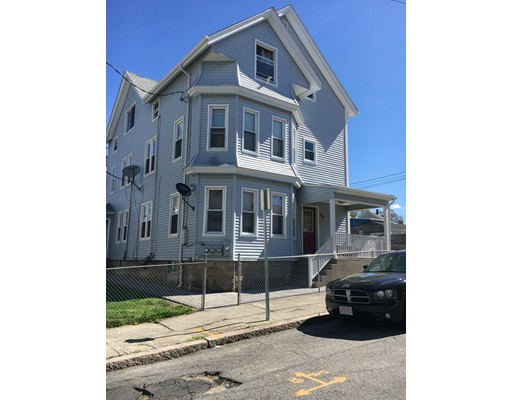 Multi-Family Home for Sale at 28 Downing Street 28 Downing Street Fall River, Massachusetts 02723 United States
