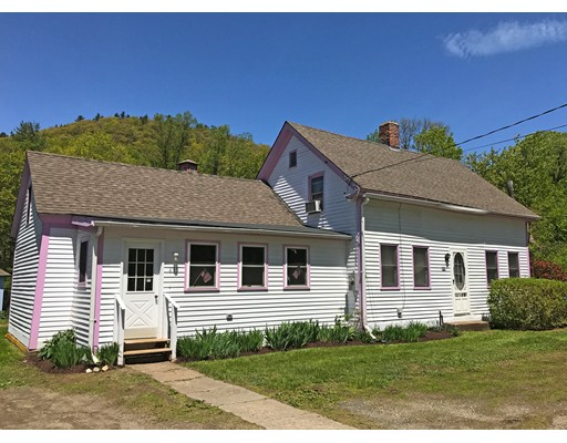 Single Family Home for Sale at 415 Main Road Colrain, Massachusetts 01340 United States