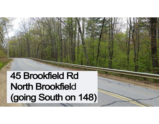 Land for Sale at 45 Brookfield Road North Brookfield, 01535 United States