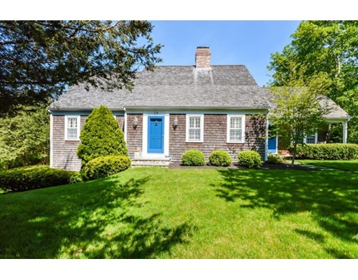 Single Family Home for Sale at 28 Powder Hill Road Barnstable, Massachusetts 02630 United States