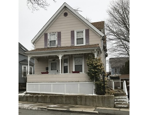 Single Family Home for Sale at 5 Swan Street Beverly, Massachusetts 01915 United States