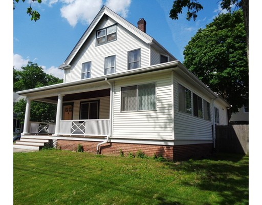 Single Family Home for Sale at 21 2nd Street Attleboro, Massachusetts 02703 United States