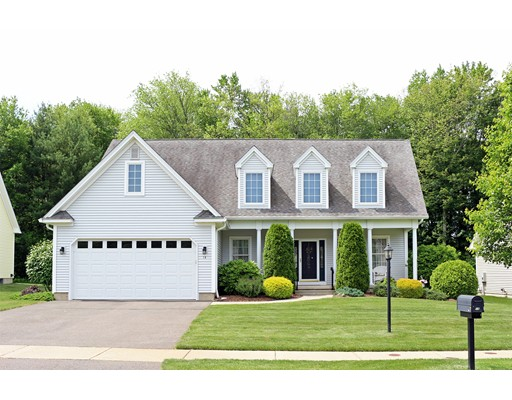واحد منزل الأسرة للـ Sale في 14 Nutmeg Drive Somers, Connecticut 06071 United States