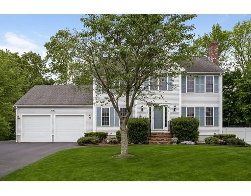 Casa Unifamiliar por un Venta en 50 South Meadow Drive Bridgewater, Massachusetts 02324 Estados Unidos