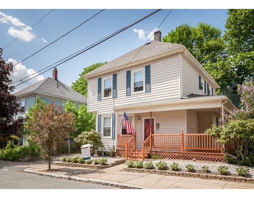 Single Family Home for Sale at 12 Mason Street Beverly, Massachusetts 01915 United States