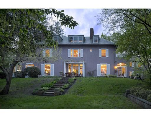 Maison unifamiliale pour l Vente à 31 Brush Hill Lane 31 Brush Hill Lane Milton, Massachusetts 02186 États-Unis