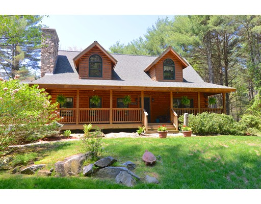 独户住宅 为 销售 在 177 River Road Ware, 马萨诸塞州 01082 美国