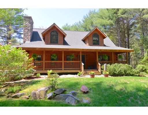 Частный односемейный дом для того Продажа на 177 River Road Ware, Массачусетс 01082 Соединенные Штаты