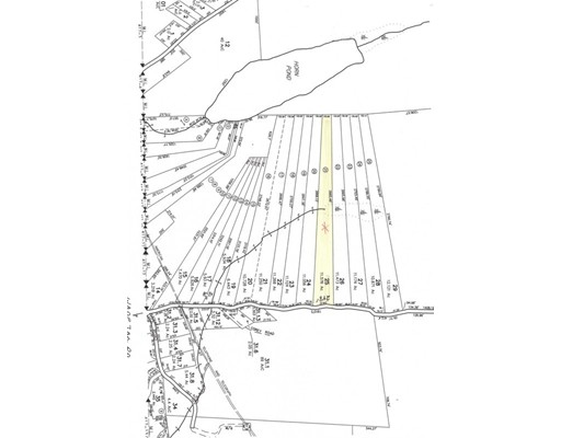 Land for Sale at Captain Whitney Road Becket, Massachusetts 01223 United States