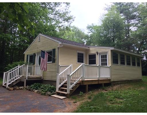 Casa Unifamiliar por un Alquiler en 5 Balsam Drive Ashburnham, Massachusetts 01430 Estados Unidos
