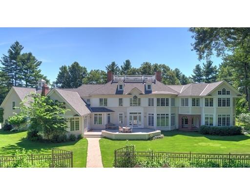 واحد منزل الأسرة للـ Sale في 5 Hamlin's Crossing Dover, Massachusetts 02030 United States