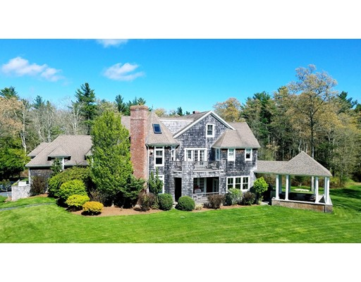 واحد منزل الأسرة للـ Sale في 1 Pasture Lane Marion, Massachusetts 02738 United States