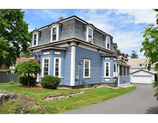 Single Family Home for Sale at 128 Allen Street Athol, Massachusetts 01331 United States