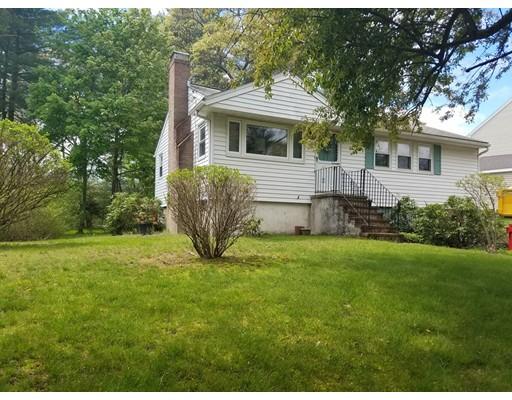 Single Family Home for Sale at 34 Farm Street Canton, Massachusetts 02021 United States