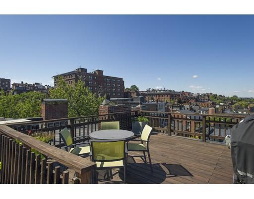 独户住宅 为 出租 在 35 Hancock Street 波士顿, 马萨诸塞州 02114 美国