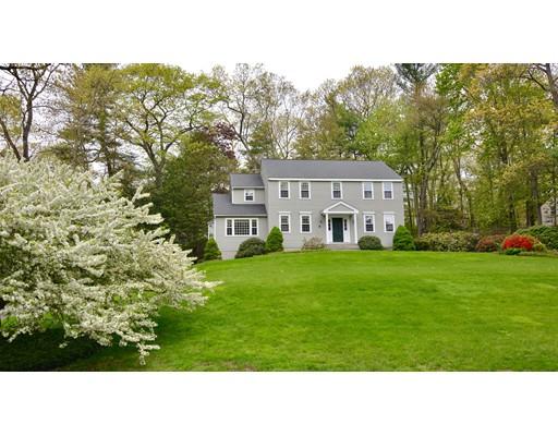 Single Family Home for Sale at 8 Capt Forbush La Acton, Massachusetts 01720 United States