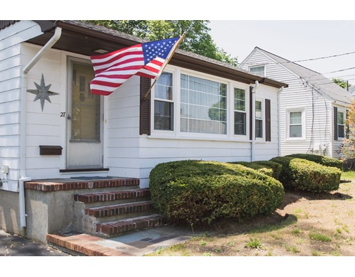 Single Family Home for Sale at 25 Thelma Road Framingham, Massachusetts 01702 United States