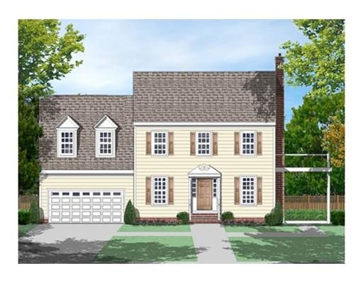 Single Family Home for Sale at Parcel B1 B2 Sabin Street Belchertown, Massachusetts 01007 United States