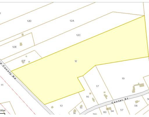 Land for Sale at Old County Rd L:1 Ashburnham, Massachusetts 01430 United States
