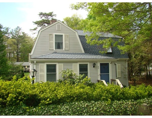 Single Family Home for Sale at 33 Cape Cod Avenue Plymouth, Massachusetts 02360 United States