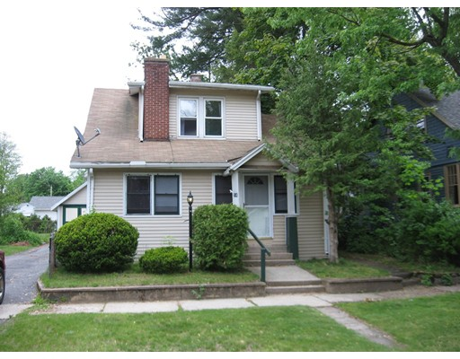 Single Family Home for Sale at 58 Wood Avenue East Longmeadow, 01028 United States