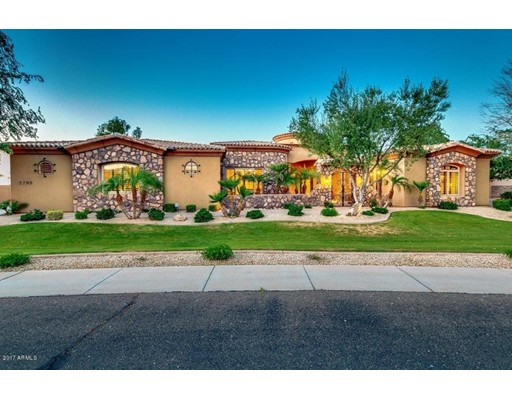 واحد منزل الأسرة للـ Sale في 2978 E LOCUST Drive Chandler, Arizona 85286 United States
