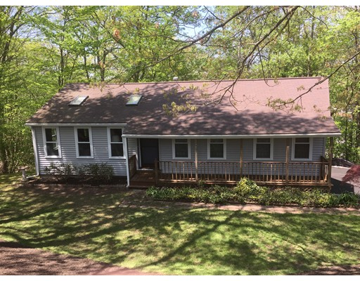 Single Family Home for Sale at 9 Montclair Drive Auburn, Massachusetts 01501 United States