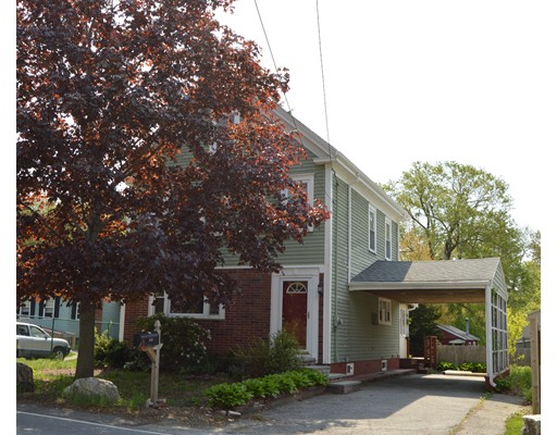 Single Family Home for Sale at 142 Congress Street Amesbury, Massachusetts 01913 United States