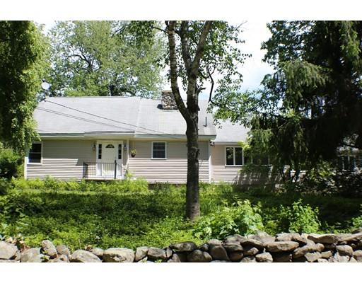 Casa Unifamiliar por un Venta en 37 Lombard Road Hubbardston, Massachusetts 01452 Estados Unidos
