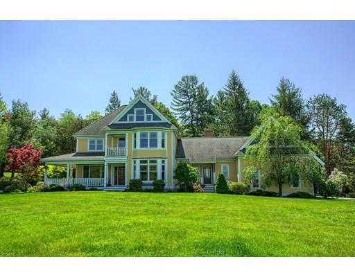 واحد منزل الأسرة للـ Sale في 23 Flanagan Road Bolton, Massachusetts 01740 United States