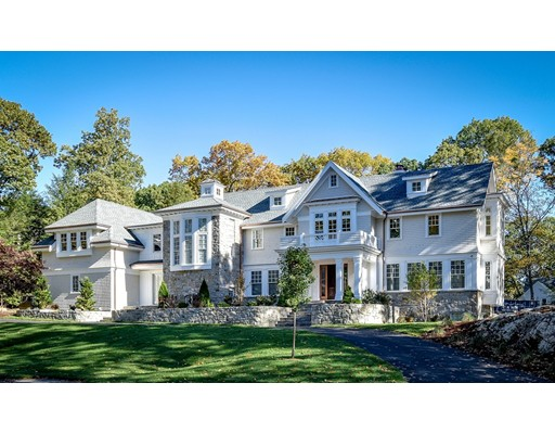 Casa Unifamiliar por un Venta en 62 Ledgeways Wellesley, Massachusetts 02481 Estados Unidos